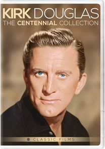 Kirk Douglas: The Centennial Collection [DVD]