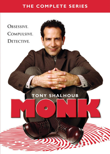 Monk: The Complete Series [DVD]