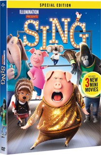 Sing DVD (Special Edition) [DVD]