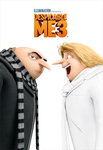 Despicable Me 3 [DVD]