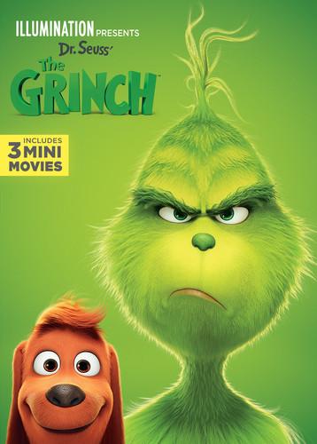 Dr. Seuss' The Grinch [DVD]