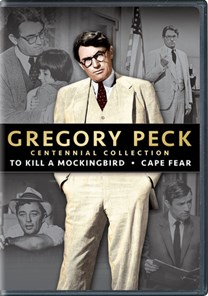 Gregory Peck Centennial Collection [DVD]