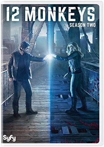 12 Monkeys: Season Two [DVD]