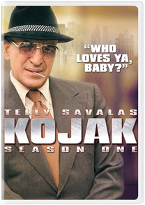 Kojak: Season One [DVD]