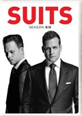 Suits: Season Six [DVD]