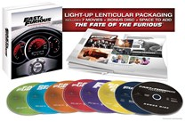 Fast & Furious: The Ultimate Ride Collection (The Fast and the Furious / 2 Fast 2 Furious / The Fast