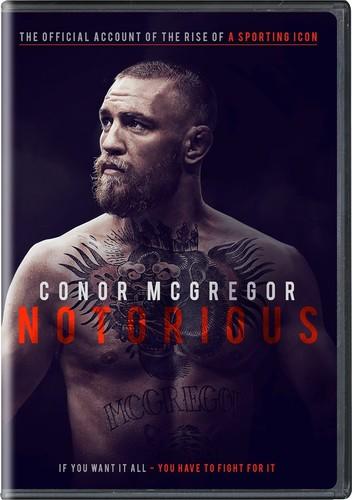 Conor McGregor: Notorious [DVD]