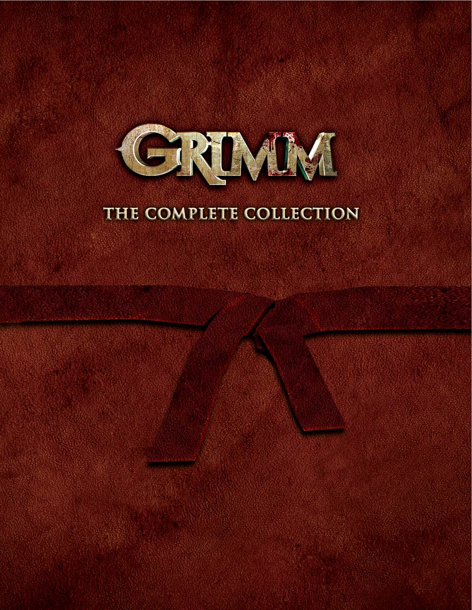 Grimm: The Complete Collection [DVD]