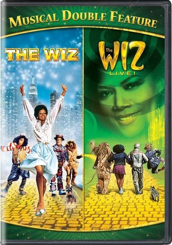 The Wiz/ The Wiz Live! [DVD]