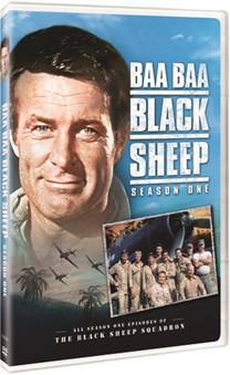 Baa Baa Black Sheep: Season One [DVD]