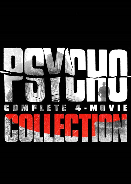 Psycho: Complete 4-Movie Collection [DVD]