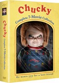 Chucky Complete 7 Movie Collection [DVD]