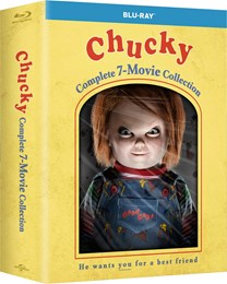 Chucky Complete 7 Movie Collection [Blu-ray]