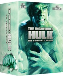 The Incredible Hulk: The Complete Series [DVD]