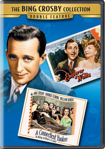 A Connecticut Yankee in King Author's Court /The Emperor Waltz Double Feature [DVD]