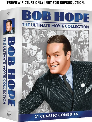 Bob Hope The Ulimate Movie Collection [DVD]