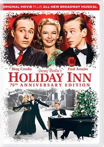 Holiday Inn (Original Film plus The Broadway Musical) [DVD]