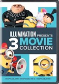 Illuminatiion Presents: Despicable Me 3-Movie Collection [DVD]