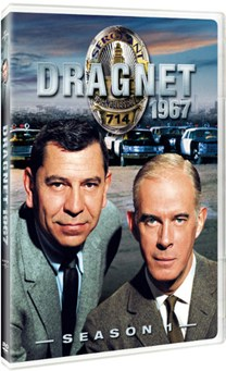 Dragnet 1967: Season One [DVD]