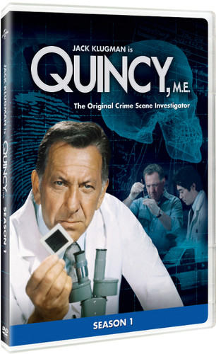 Quincy, M.E.: Season One [DVD]