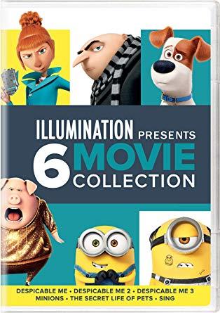 Illumination Presents 6Movie Collection [DVD]