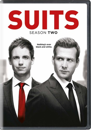 Suits: Season Two [DVD]