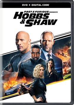 Fast & Furious Presents: Hobbs & Shaw (with Digital Download) [DVD]