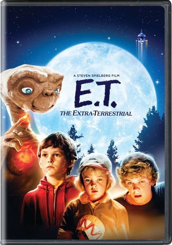 E.T. The Extra-Terrestrial [DVD]