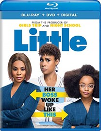 Little (with DVD - Double Play) [Blu-ray]