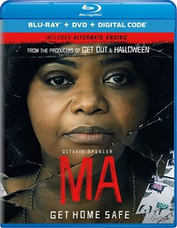 Ma (with DVD) [Blu-ray]