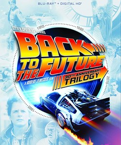 Back to the Future Trilogy (30th Anniversary Edition) [Blu-ray]