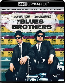 The Blues Brothers 4K Ultra HD [UHD]