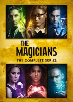 The Magicians: The Complete Series [DVD]
