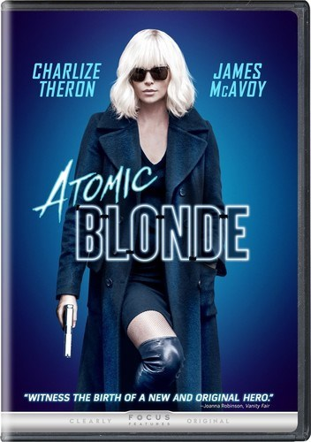 Atomic Blonde [DVD]