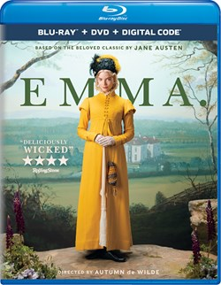Emma (with DVD) [Blu-ray]