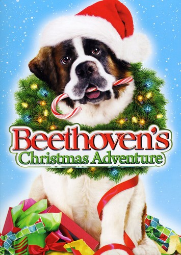 Beethoven's Christmas Adventure [DVD]