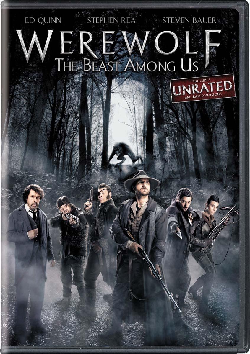 Werewolf: The Beast Among Us [DVD]