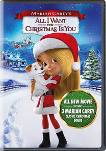 Mariah Carey's All I Want For Christmas [DVD]
