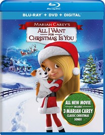 Mariah Carey's All I Want For Christmas [Blu-ray]