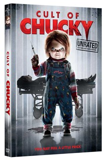 Cult of Chucky (Unrated) [DVD]