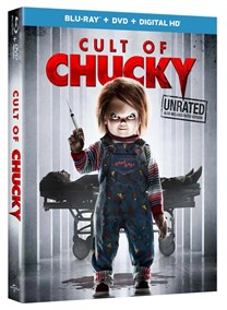 Cult of Chucky (Unrated Blu-ray + DVD + Digital) [Blu-ray]