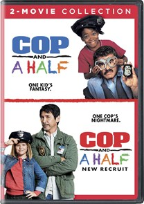 Cop and a Half: 2-movie Collection [DVD]