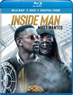 Inside Man - Most Wanted (with DVD - Double Play) [Blu-ray]