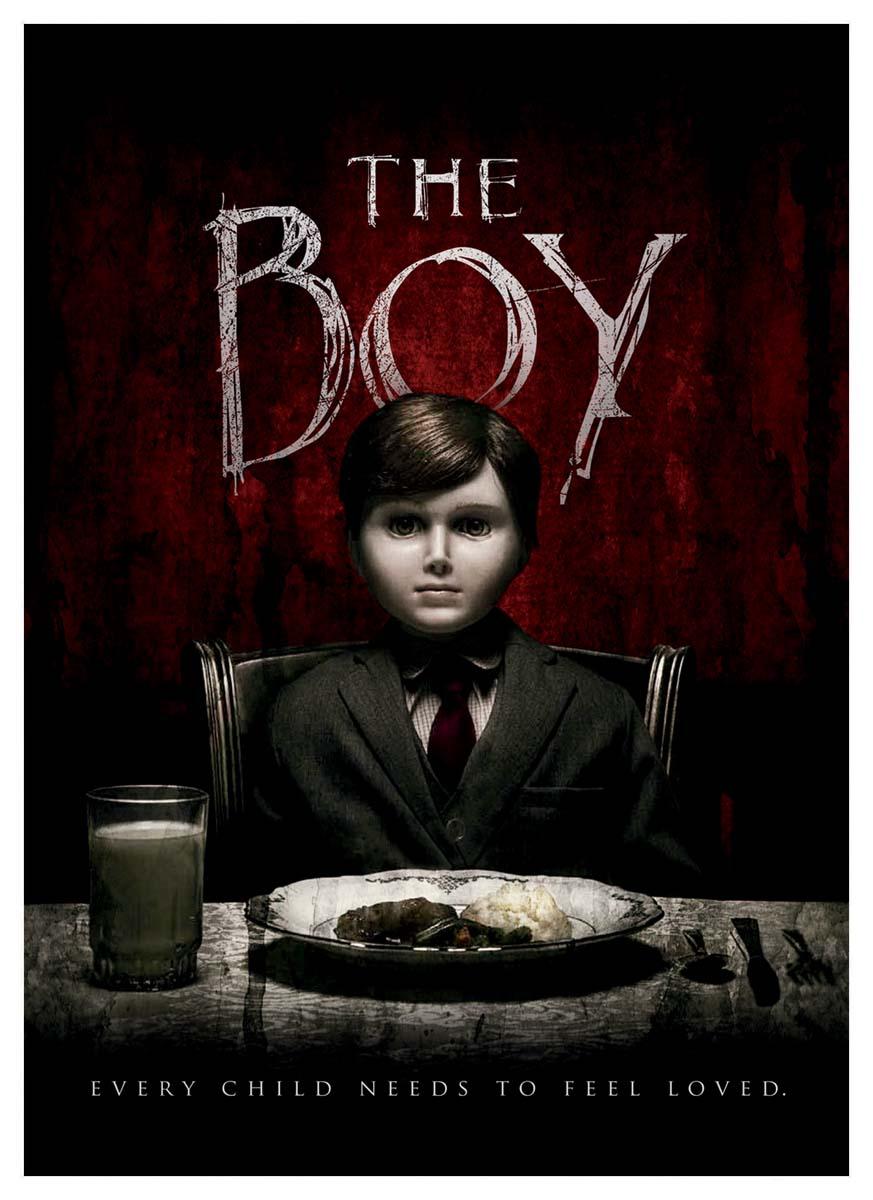 The Boy (2016) [DVD]