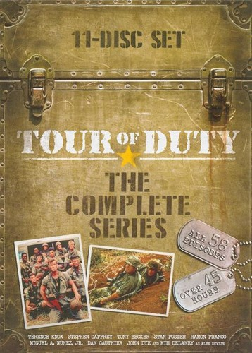 Tour Of Duty: Complete Series [DVD]