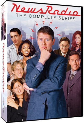 NewsRadio - Complete Series [DVD]