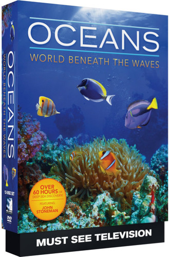 Oceans - World Beneath the Waves [DVD]