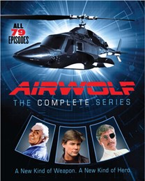 Airwolf - The Complete Series [DVD]