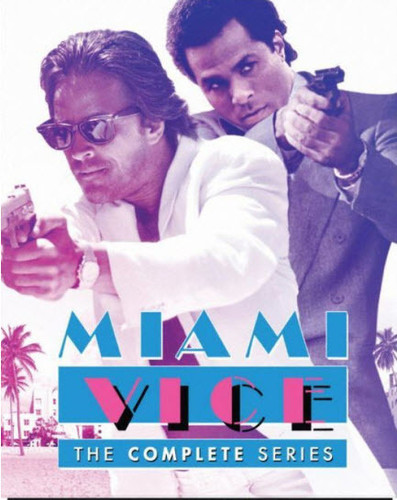 Miami Vice: The Complete Series [DVD]