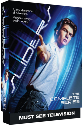 Sliders - The Complete Series [DVD]